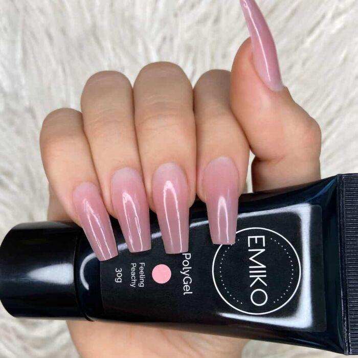 EMIKO PolyGel – Feeling Peachy